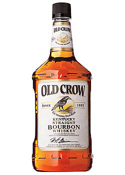 Old Crow Bourbon Photo