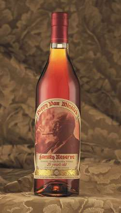 Pappy Van Winkle 20 Year Old Bourbon Photo