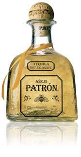 Patron Anejo Tequila Photo