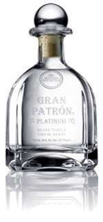 Patron Grand Platinum Tequila Photo