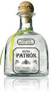 Patron Silver Tequila Photo
