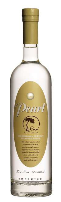 Pearl Coconut Vodka Photo