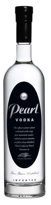 Pearl Black Vodka Photo