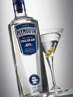 Plymouth Gin Photo
