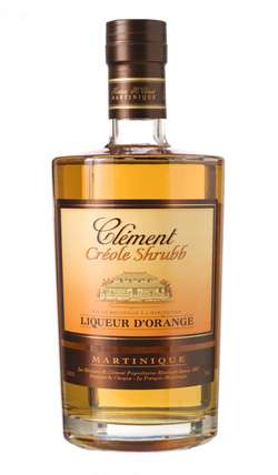 Rhum Clement Creole Shrubb Rum Photo