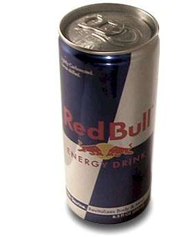 Red Bull Energy Drink Photo