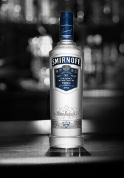 Definition Of Smirnoff 100 Vodka