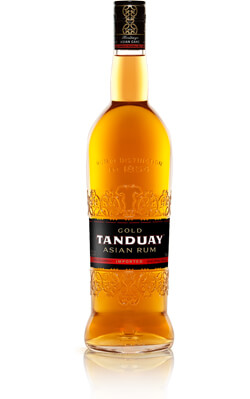 Tanduay Gold Asian Rum Photo
