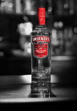 Smirnoff Vodka Photo