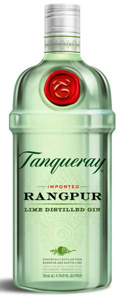 Tanqueray Rangpur Gin Photo