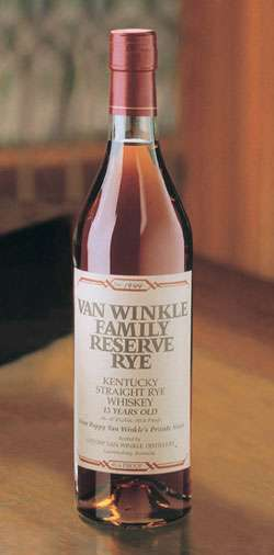 Van Winkle Family Reserve 13 Year Old Rye Photo