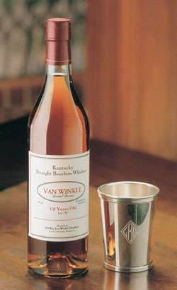 Van Winkle Special Reserve 12 Year Old Bourbon Photo