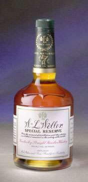 W L Weller 7 Year Old Special Reserve Bourbon Photo