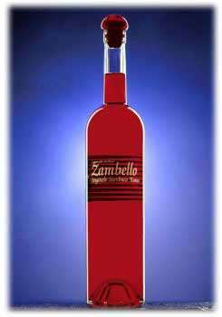 Zambello Red Sambuca Photo