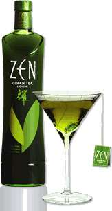 Zen Green Tea Liqueur Photo