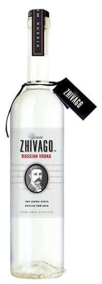 Zhivago Vodka Photo