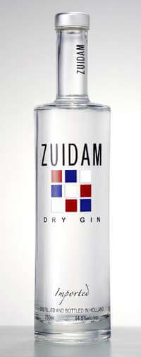 Zuidam Dry Gin Photo