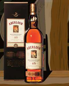 Aberlour Single Malt Scotch 15 Year Old - Double Cask Matured Photo