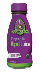 Sambazon Pure Organic Acai Photo