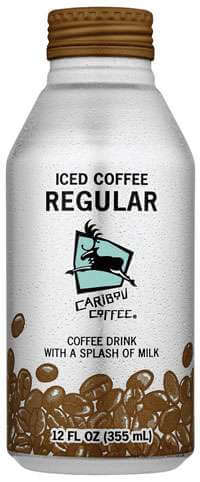 Caribou Iced Coffee Photo