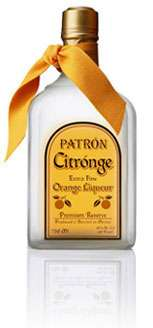 Patron Citronge Tequila Photo