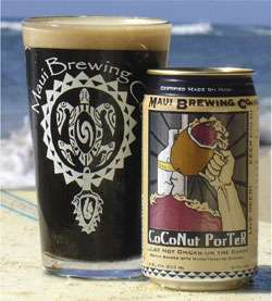 Maui Brewing Co. Coconut Porter Photo