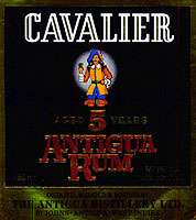 Cavalier 151 Proof Rum Photo