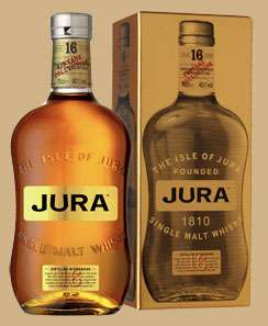 Isle Of Jura 16 Year Old Single Malt Scotch Photo