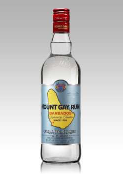 Mount Gay Rum Eclipse Silver Photo