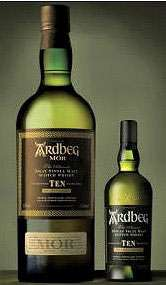 Mor Ardbeg Scotch Whisky Photo