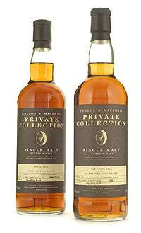 Gordon and MacPhail Private Collection Scotch Photo