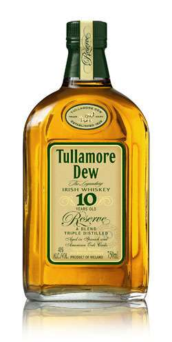 Tullamore Dew 10 Year Old Irish Whiskey Photo