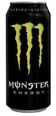 Monster Energy Drink Photo