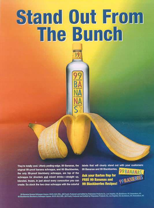 Definition Of 99 Bananas Schnapps