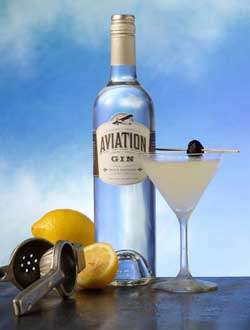 Aviation Gin Photo