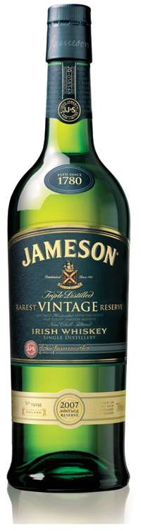 Jameson Rarest Vintage Reserve Whisky Photo