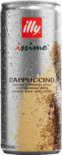 Illy Issimo Cappuccino Photo