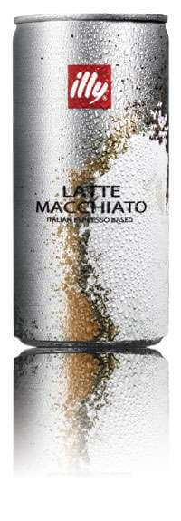 Illy Issimo Latte Macchiato Photo
