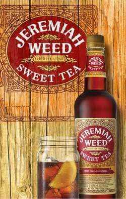 Jeremiah Weed Southern Style Sweet Tea Photo