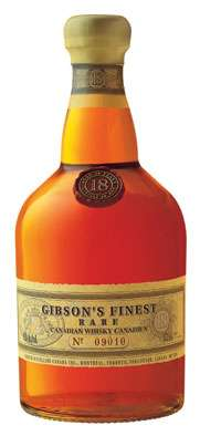 Gibson's Finest Rare Canadian Whisky Photo