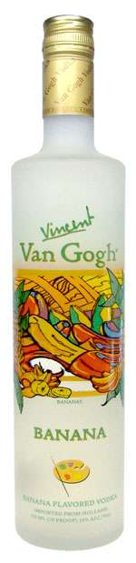 Van Gogh Banana Vodka Photo