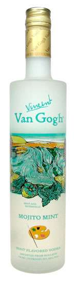 Van Gogh Mojito Mint Vodka Photo
