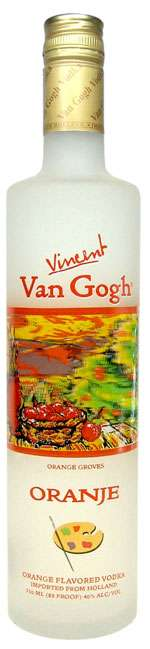 Van Gogh Oranje Vodka Photo