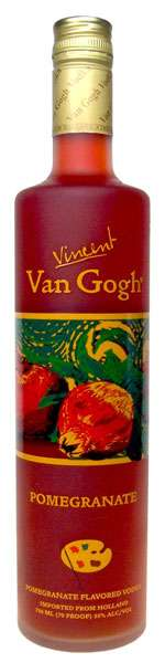 Van Gogh Pomegranate Vodka Photo