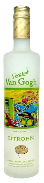Van Gogh Citroen Vodka Photo