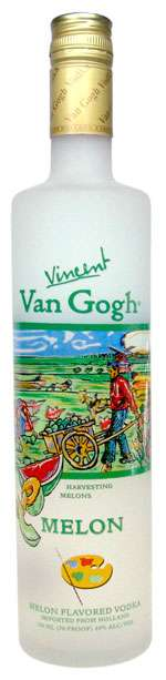Van Gogh Melon Vodka Photo