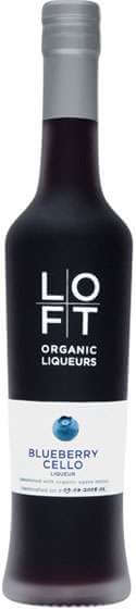 Loft Blueberry Liqueur Photo
