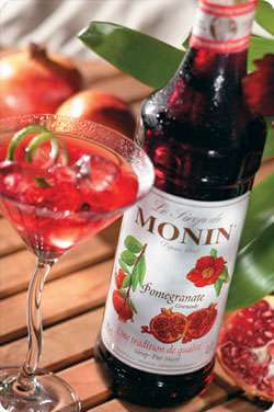 Monin Pomegranate Syrup Photo