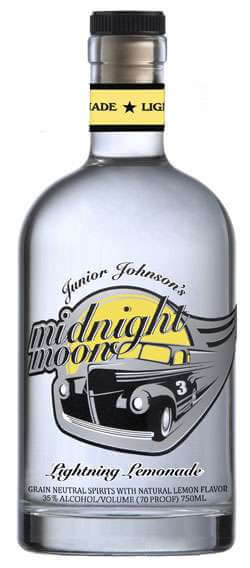 Junior Johnson's Midnight Moon Lightning Lemonade Photo