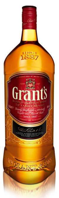 Grant's Family Reserve Scotch Whisky Photo